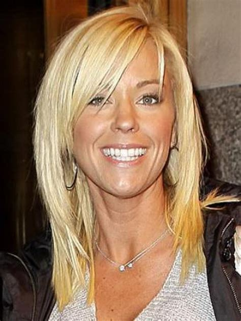 how to kate gosselin hair style feathered haircuts
