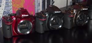 Kamera Nikon D3100 Warna Merah asep kurnia kelas kelas kamera dslr