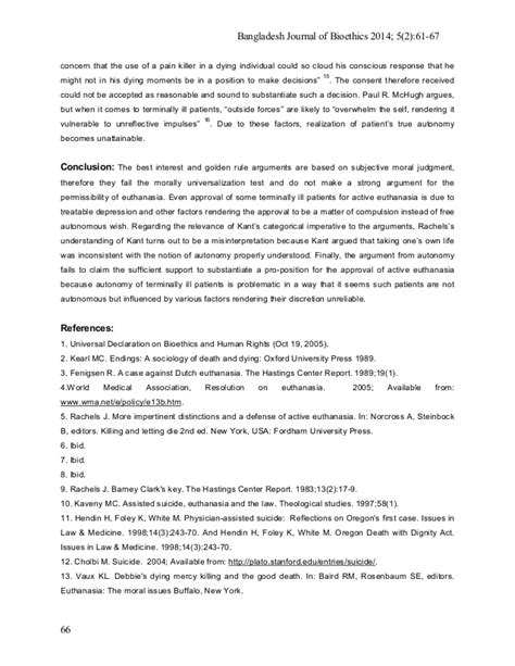 Euthanasia Argumentative Essay by Argumentative Essay On Euthanasia Journal Article Dissertationssearch X Fc2