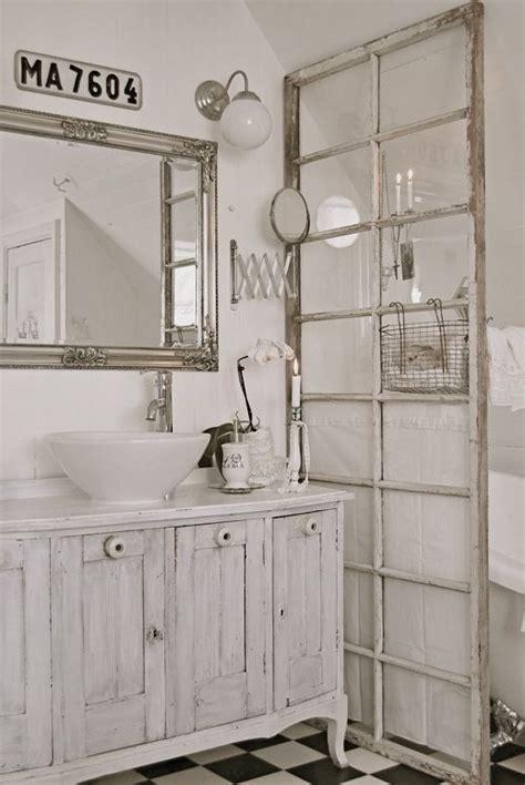 mobili bagno stile shabby chic come arredare il bagno in stile shabby chic
