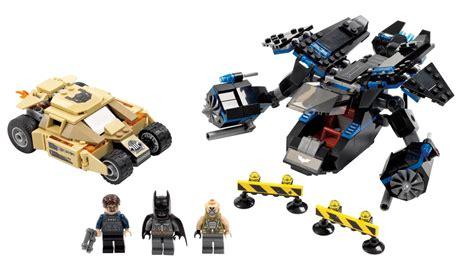 Lego Superheroes 76001 The Bat Vs Bane Tumbler 76001 the bat vs bane tumbler la d 233 ception brick heroes
