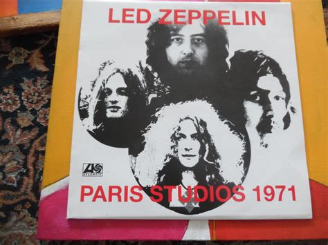 biography of led zeppelin book lot of one led zeppelin lp and one led zeppelin biography