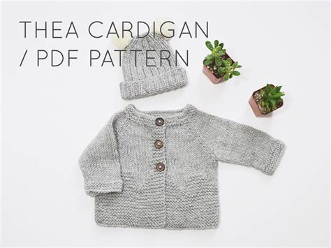 Custom Baby Jumper Design Suka Suka thea cardigan pdf baby cardigan sweater knitting