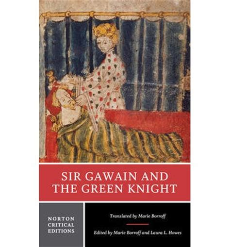 Sir Gawain And The Green Essay by Sir Gawain And The Green Geoffrey Chaucer 9780393930252