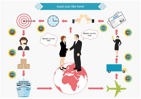 Business Process Infographic   Free Business Process