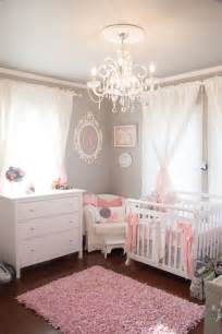 pink baby room pink white and gray nursery