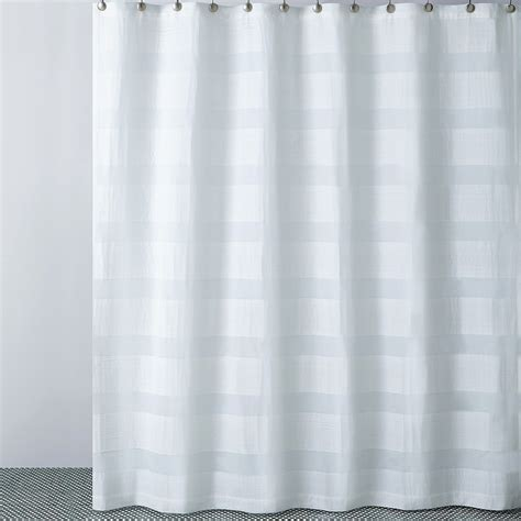 bloomingdales shower curtains hudson park woven pleat shower curtain bloomingdale s