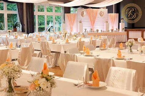 Tischdeko Hochzeit Apricot by Hochzeitsdeko Apricot Hochzeitsdeko Aus Paderborn