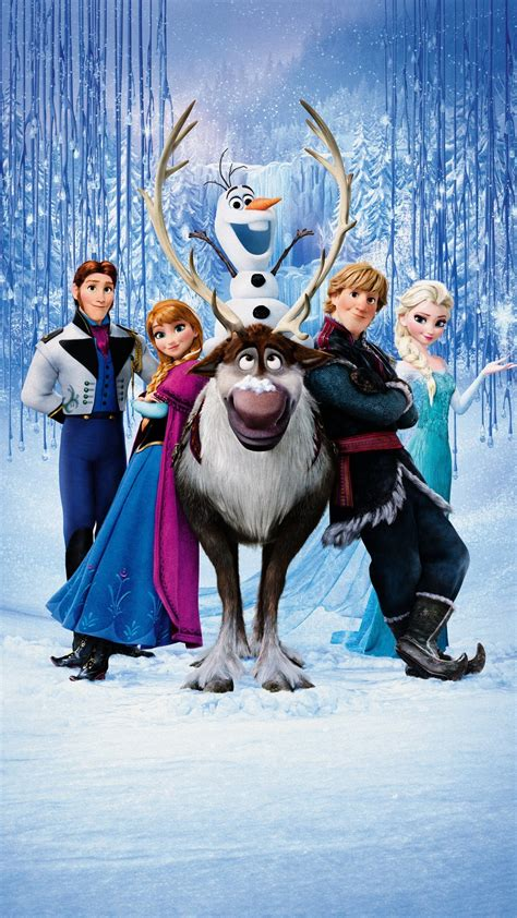 wallpaper ultah frozen frozen mobile wallpaper 2865 mesefigur 225 k pinterest