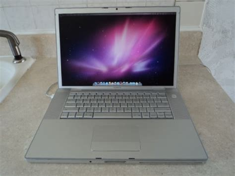 Macbook Pro A1150 apple macbook pro 15 quot a1150 intel duo 2ghz mmo7741oom
