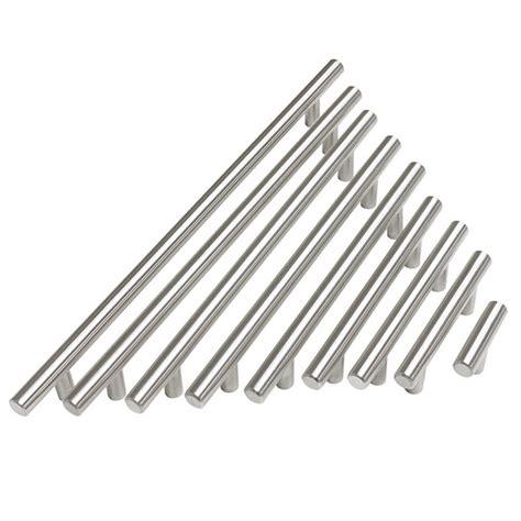 kitchen cabinet door cupboard handles stainless steel t