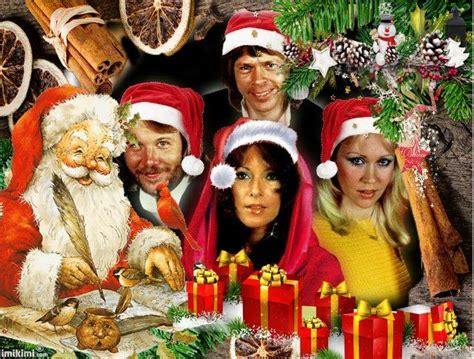 abba merry christmas happy  year