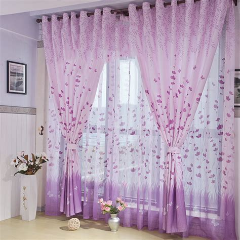 window curtains for kids 300x270 cm floral christmas window curtain for kids room