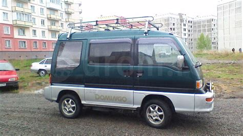 subaru domingo 1995 subaru domingo pictures information and specs