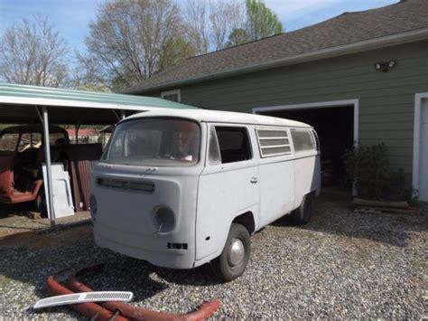 vw minivan 1970 1970 vw volkswagen bus van kombi runs good
