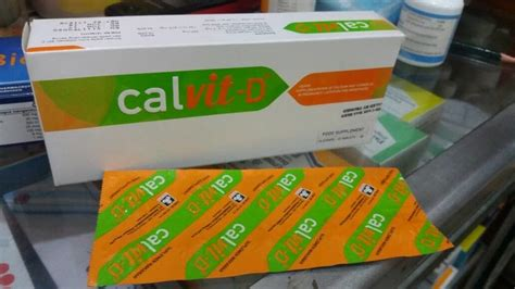 jual calvit d isi 10 tablet lha2 shop