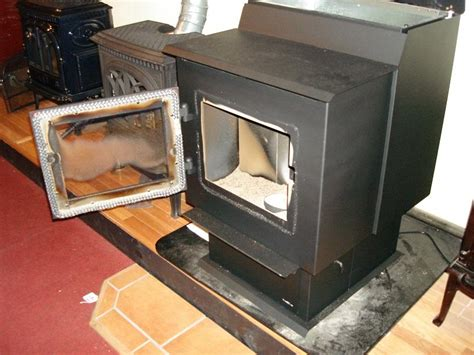 Replace Gas Fireplace With Pellet Stove by Pellet Stoves Installation Fireplace Images