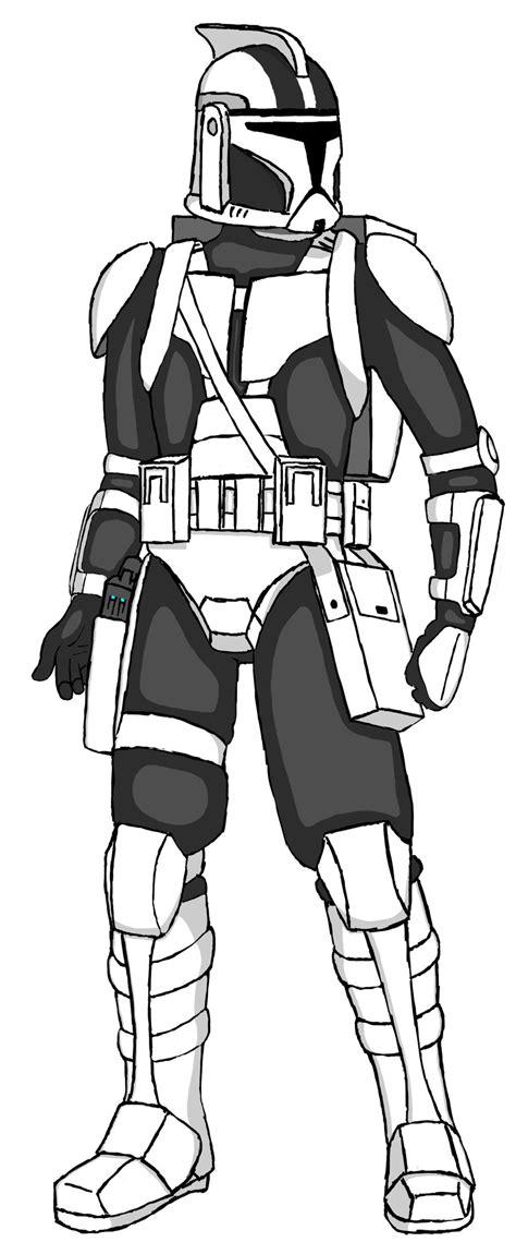 Early Scout Trooper Concept by VengefulJan on DeviantArt