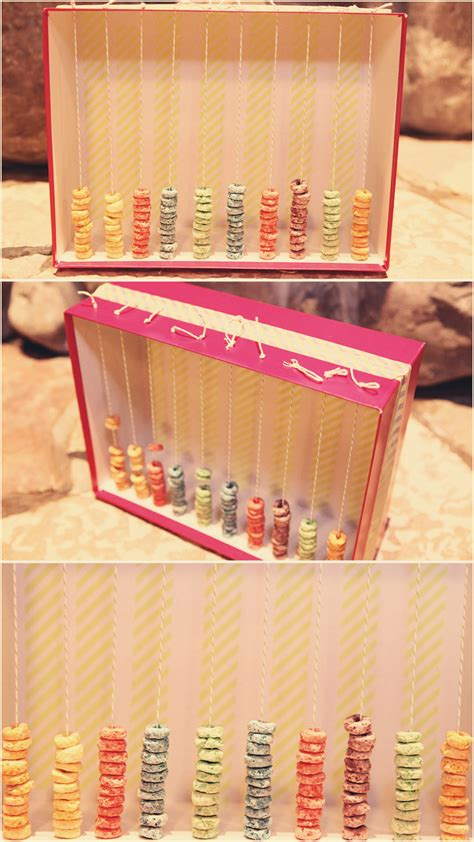 shoe box craft projects shoe box abacus school box and math