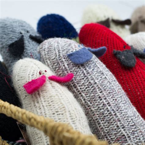 sock cat sweater eco friendly wooly sock and sweater cat toys by
