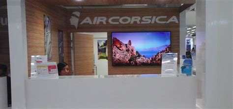 Comptoir Air Orly by Air Corsica Ouvre Un Comptoir 224 L A 233 Roport D Orly 94