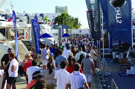 boat show fort lauderdale 2017 hours fort lauderdale international boat show 2015 event