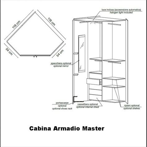 cabina armadio angolare misure emejing cabina armadio angolare photos acrylicgiftware