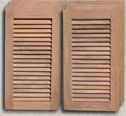 Louvered Kitchen Cabinet Doors by Louvered Cabinetslouvered Cabinet Doorslouvered