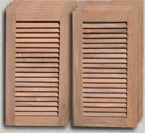 Louvered Cabinetslouvered Cabinet Doorslouvered Louvered Kitchen Cabinet Doors