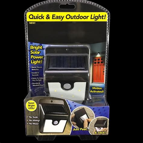 Ever Brite Led Outdoor Light As Seen On Tv Everbrite Solar As Seen On Tv Outdoor Light
