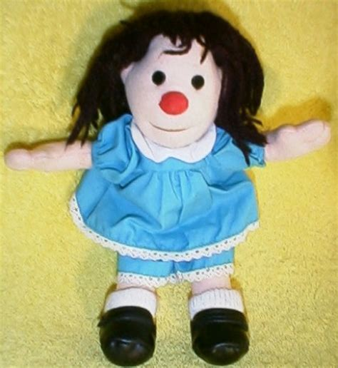 molly doll big comfy couch big comfy couch loonette s small 9 quot molly plush doll 1997