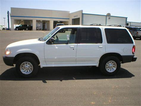 1999 ford explorer information and photos momentcar 1999 ford explorer information and photos zombiedrive