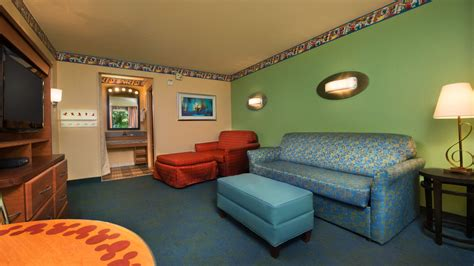Living Room And Dining Room by Disney S All Star Music Resort 2017 Room Prices Deals