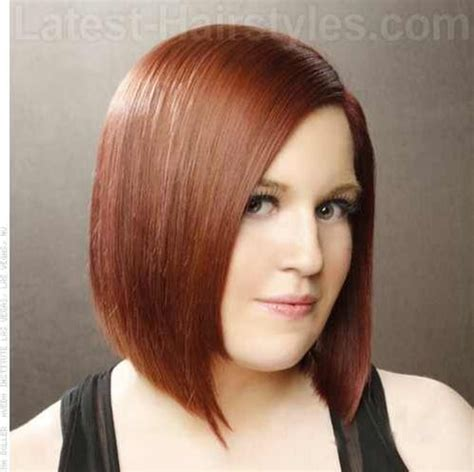 cutting shorter pieces of hair near the face 17 best images about concave one length haircut on