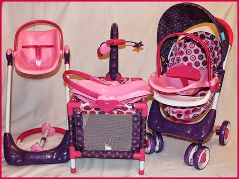 baby doll high chair set hauck 2 baby doll set thrifty nifty