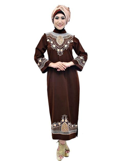 Blouse Tunik Muslim Multicolor Ukuran Xl Populer busana muslim mahasti gamis 5392 rp 230 000 terbuat dari bahan ftr kombinasi bordir tersedia
