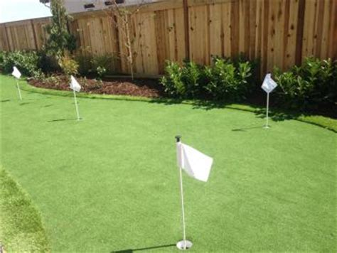 artificial turf cost branford florida putting green