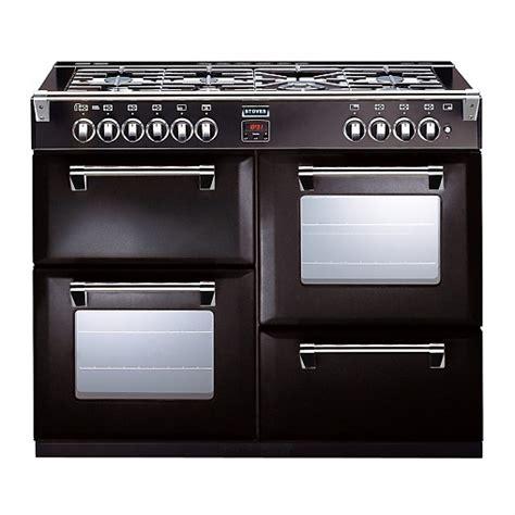 Oven Gas Lung backofen stoves richmond 110 gas schwarz ertsmals in deutschland erh 228 ltlich die range cooker