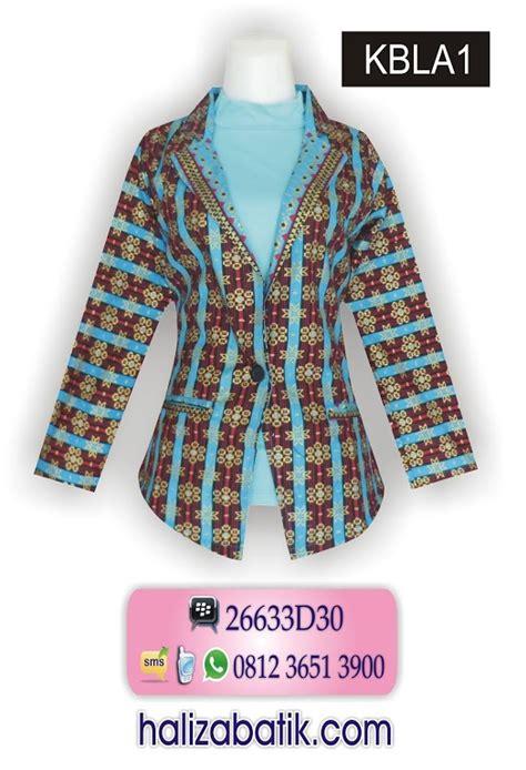 Blazer Setelan Kantor Butik blus grosir batik gamis batik dress batik batik sarimbit