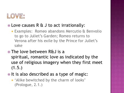 themes in romeo and juliet and exles romeo juliet themes lesson