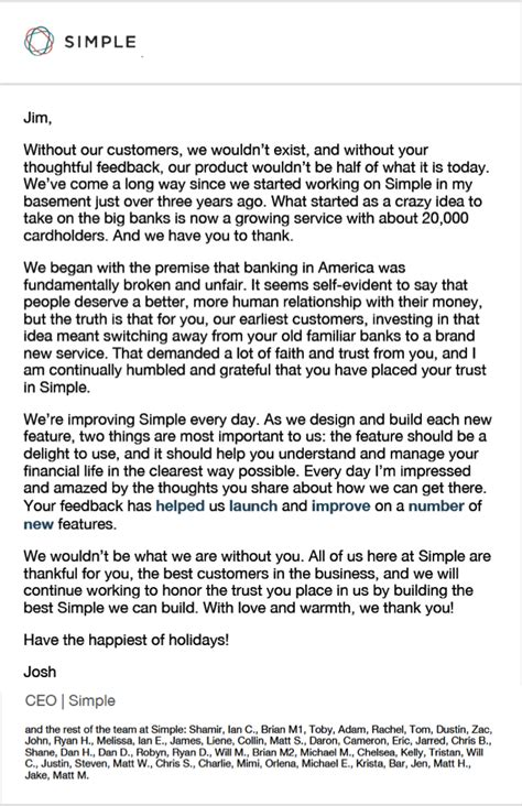 appreciation letter to marketing team the power of a simple thank you bank innovation bank