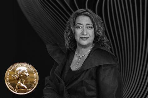 zaha hadid zaha hadid wins 2016 riba royal gold medal for