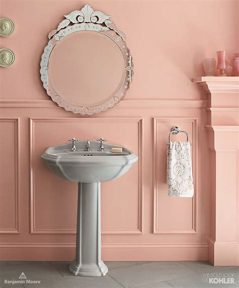 satin paint in bathroom benjamin moore fruit shake love this paint colors i
