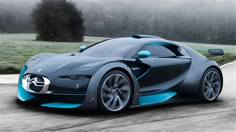 Citroen Concept Cars by Citro 235 N Survolt Car Concept Cars Citro 235 N Uk