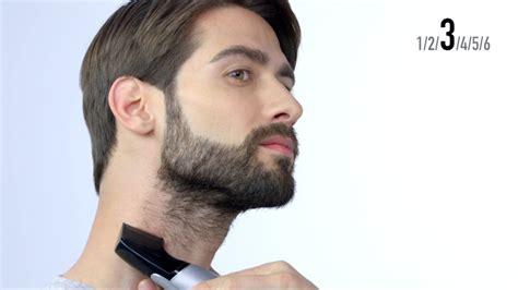 corte de barbas tutorial barba corte de barba moderna