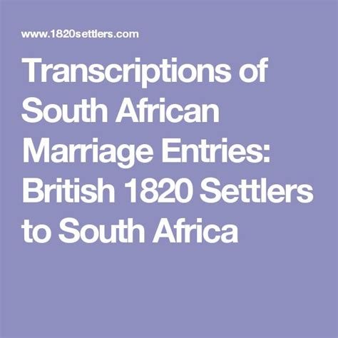 Marriage Records South Africa 363 Best South Genealogy Suid Afrikaaanse Genealogie Images On