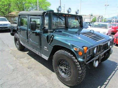 books on how cars work 1994 hummer h1 seat position control sell used 1994 hummer h1 in downers grove illinois united states for us 29 899 00