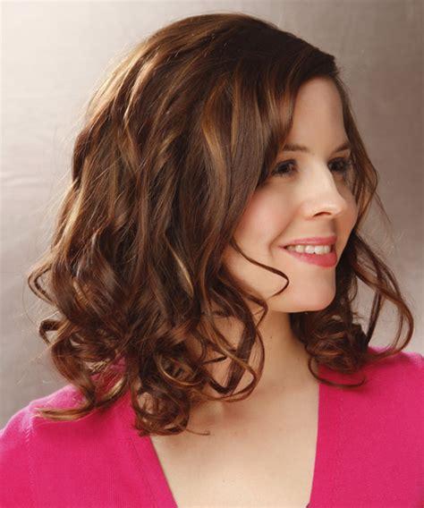 aveda institute dallas reviews hair highlights medium wavy casual hairstyle medium brunette auburn