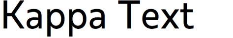 fonts similar to corbel identifont corbel