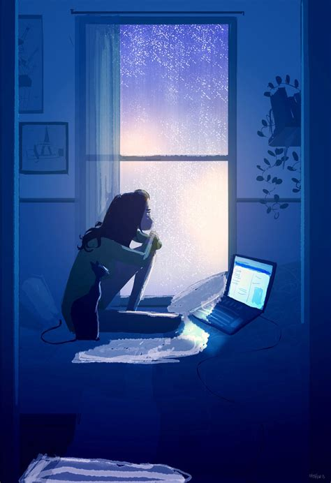 looking out from my lonely room pascal cion the rest